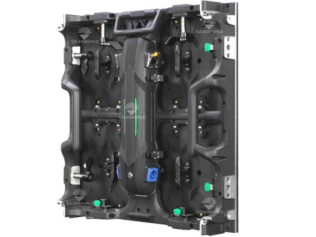 RK500-series-rental-led-display-back-side-left-viewing