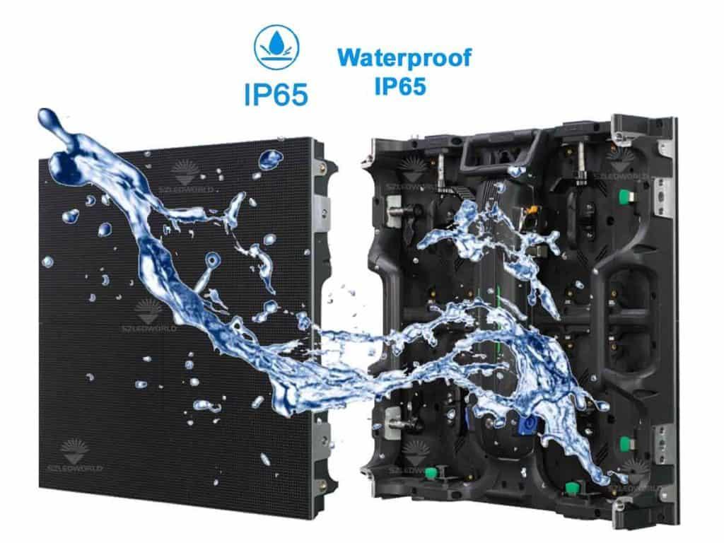 RK500 series waterproof